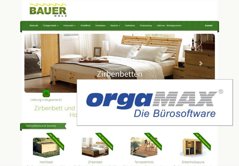Bauer Holz Orgamax Christian Lex